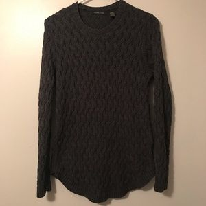 Jeanne Pierre Cable Knit Sweater